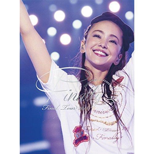 namie amuro Final Tour 2018 ~Finally~ (東京ドーム最終公演+25周年沖縄ライブ+5月東京ドーム公演)(DVD5枚 hobipoke