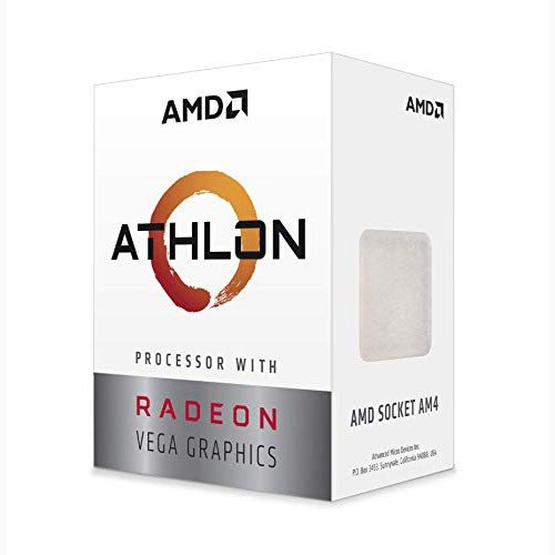 AMD CPU Athlon 200GE YD200GC6FBBOX Vegaグラフィックス搭載|hobipoke
