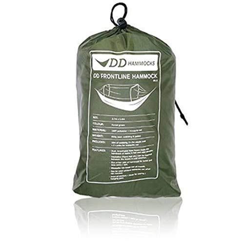 【限定版】DDハンモック DD Frontline Hammock - Forest green-Limited Edition フロントラインハンモ