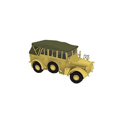 ブロンコモデル 1/35 独・ホルヒKfz.15中型軍用乗用車・初期型