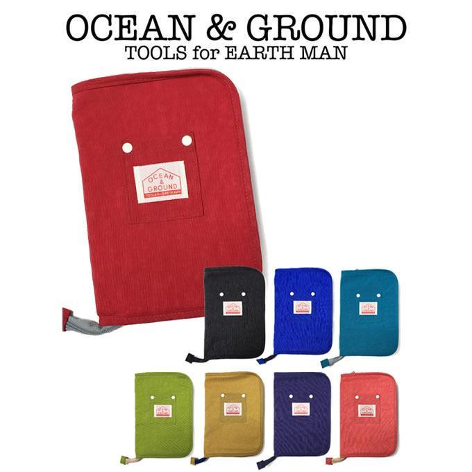 OCEAN amp; 35%OFF 超安い GROUND オーシャン GOODAY アンド グラウンド 母子手帳ケース