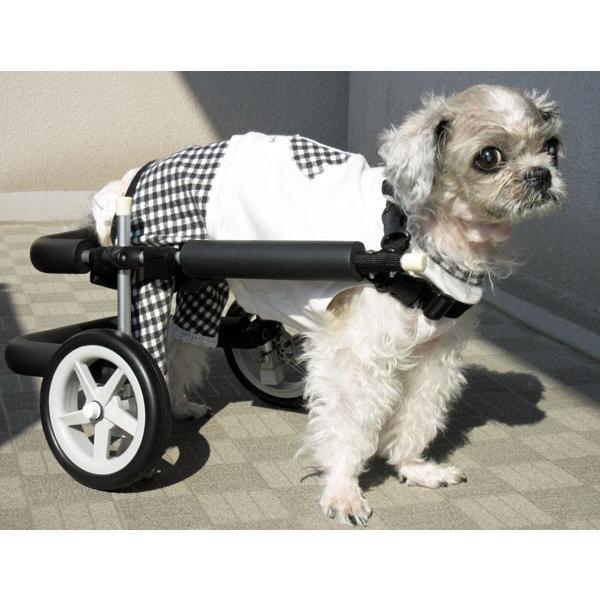 犬用車椅子 歩行器 今だけ限定15%OFFクーポン発行中 小型犬用 オーダーメイド SALE 2輪 室内 歩行補助 リハビリ 介助 加齢 寝たきり 老犬 運動