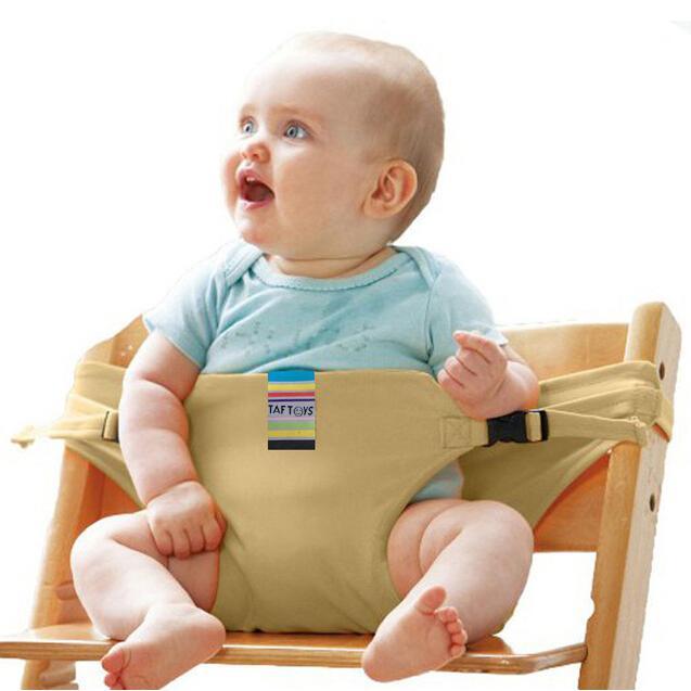 再入荷 売れ筋8位獲得 チェアベルト ストラップ 固定ベルト 安全性up 食事用補助ベルト 携帯型食事 引出物 赤ちゃん ハーネス型 ベビーチェア用 ロック付き サービス