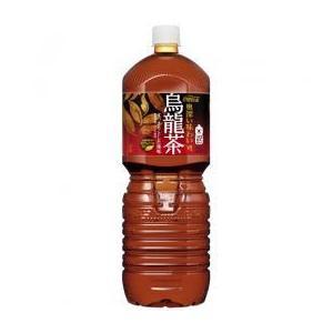 煌(ファン) 烏龍茶 2000mlPET×6本 coca cola 【代引き利用不可】|hokubei-shop