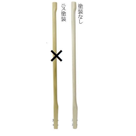 送料無料 藤田智先生監修 能率鍬(のうりつくわ) Men's hokuetsunoji-shop 04