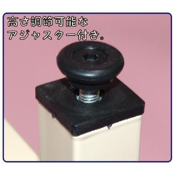 代引不可 折り畳みプラベンチ AZ-PFB1500 送料込み|hokulea|04