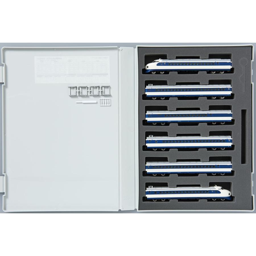 TOMIX 98648 0系7000系山陽新幹線(フレッシュグリーン)セット