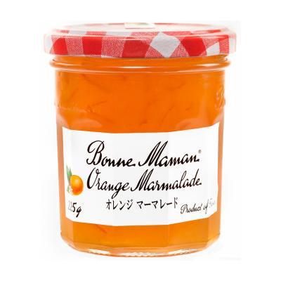 新作アイテム毎日更新 通信販売 ボンヌママン オレンジマーマレード 225g 6個 1ケース