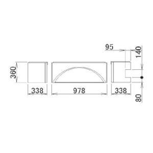 TOSTEM バスルーム 浴槽 浴槽エプロン:浴槽エプロン 16**(R)[RMFP301]