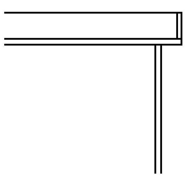 YKKAPウォールエクステリア テラス屋根 6TC 積雪~20cm地域用[九州・四国間] 多連結ユニット:奥行1770mm 1.5間[幅2887mm]【YKK】【波板屋根】【アルミテラス】