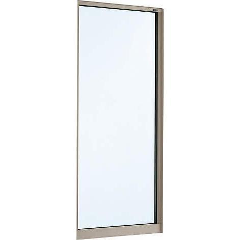 【税込?送料無料】 YKKAP窓サッシ 装飾窓 エピソード[Low-E複層防音ガラス] FIX窓 在来工法[Low-E透明4mm+透明3mm]:[幅730mm×高1570mm], Kaguya-Hime374 18b12108