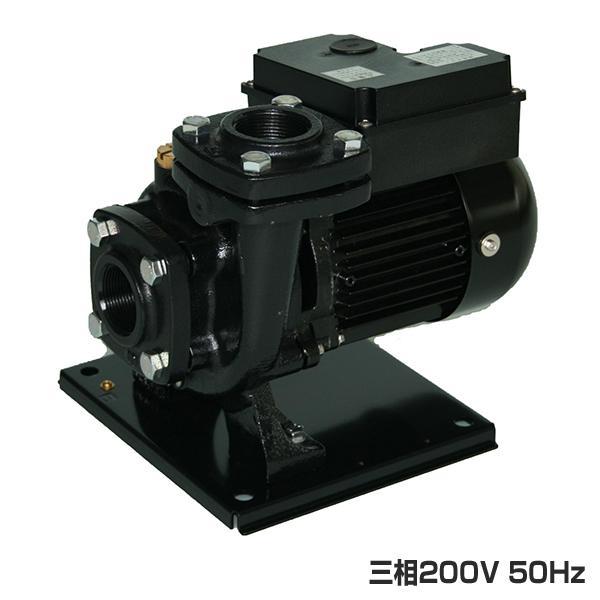 三相電機 鋳鉄製 床置式循環ポンプ 50PHZ-15023A-E3 三相200V 50Hz SANSO