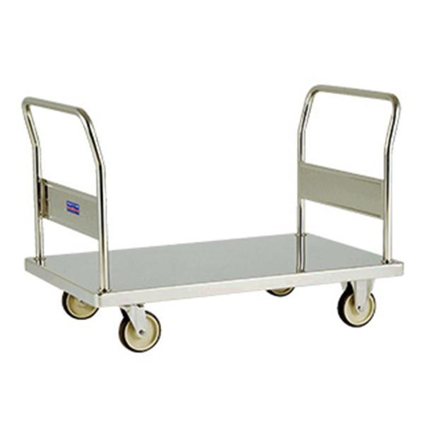 テックサス ニューウィングシリーズフットブレーキ付 NW-1275EWH-FB SUS 台車