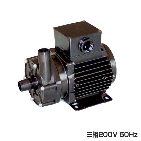 三相電機 マグネットポンプ PMD-2573A2W 三相200V 50Hz SANSO