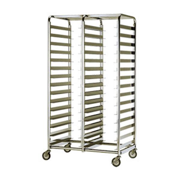 テックサス トレーラックカート(均等積載荷重150kg) RC-W2D-15L SUS 台車