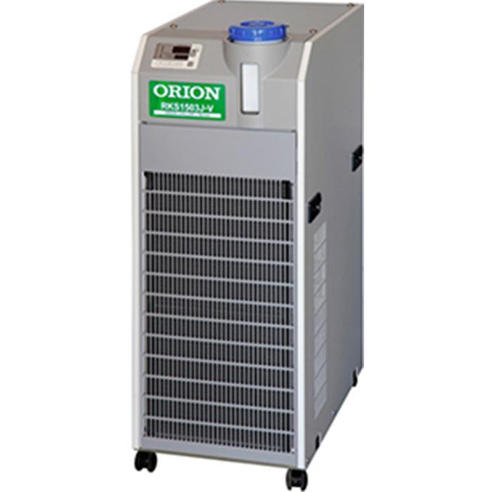 オリオン機械 空冷式 水槽付チラーユニットRKS1503J-V 三相200V ORION