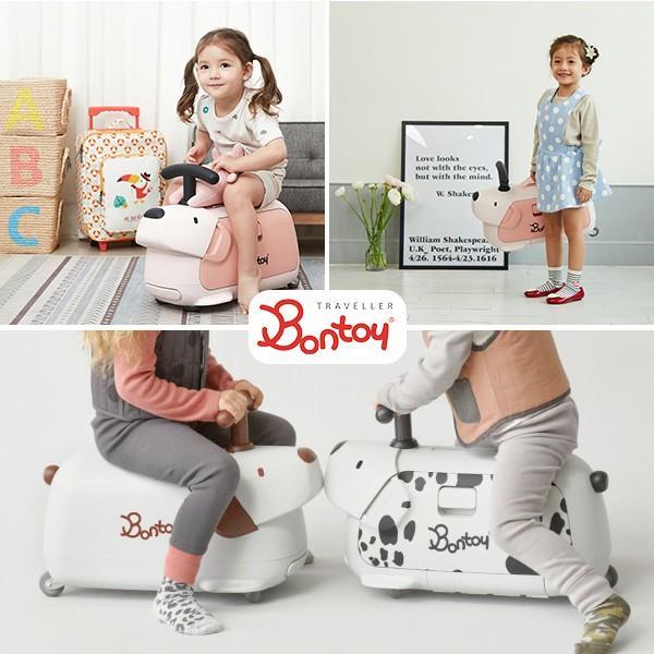 ボントイ トラベラー 犬型 キャリーケース 機内持込 Bontoy Traveller 子供 スーツケース キッズ キャリーバッグ 収納 おもちゃ箱  ダルメシアン ビーグル|holidayholiday|13