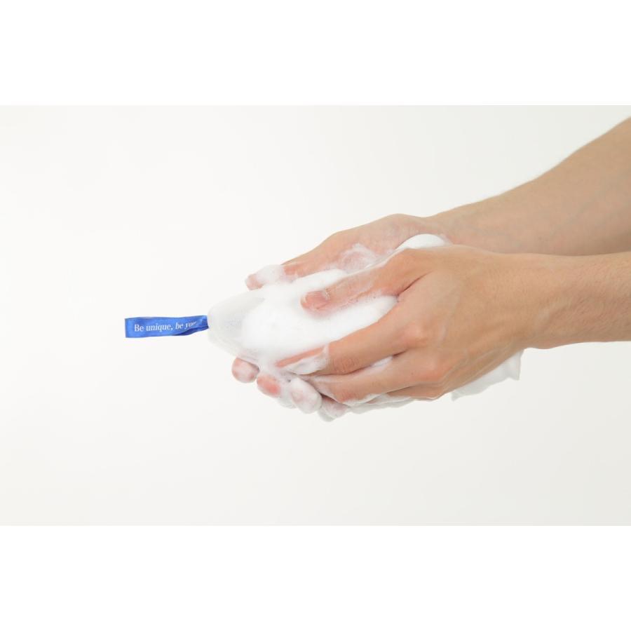 【公式】HOLOBELL(ホロベル)洗顔ネット付 メンズ洗顔 エッセンシャル保湿ウォッシュ 120g 男性用 洗顔料 濃密泡 低刺激フォーム|holo-bell-store|02