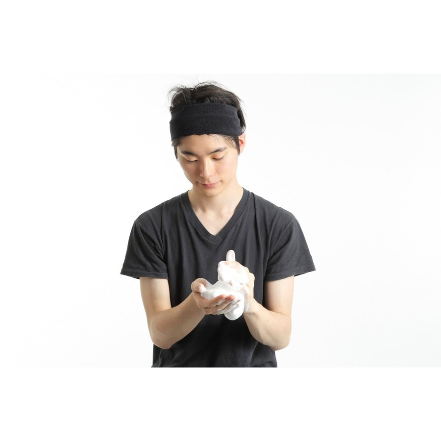 【公式】HOLOBELL(ホロベル)メンズ洗顔 エッセンシャル保湿ウォッシュ 120g 男性用 洗顔料 濃密泡 低刺激フォーム 乾燥肌・敏感肌・脂性肌・ニキビ肌|holo-bell-store|02