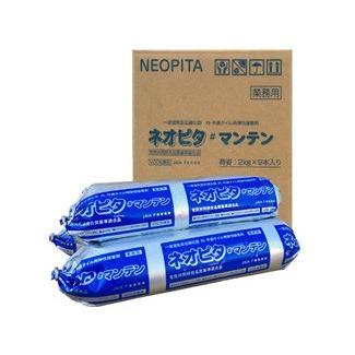 大建化学 内 即出荷 流行のアイテム 外装タイル用弾性接着剤 ホワイト ネオピタ#マンテン 2kgパック