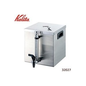 Kalita(カリタ) コーヒーマシン&ウォーマー専用 リザーバー♯20 32027〔北海道・沖縄・離島 別途送料〕