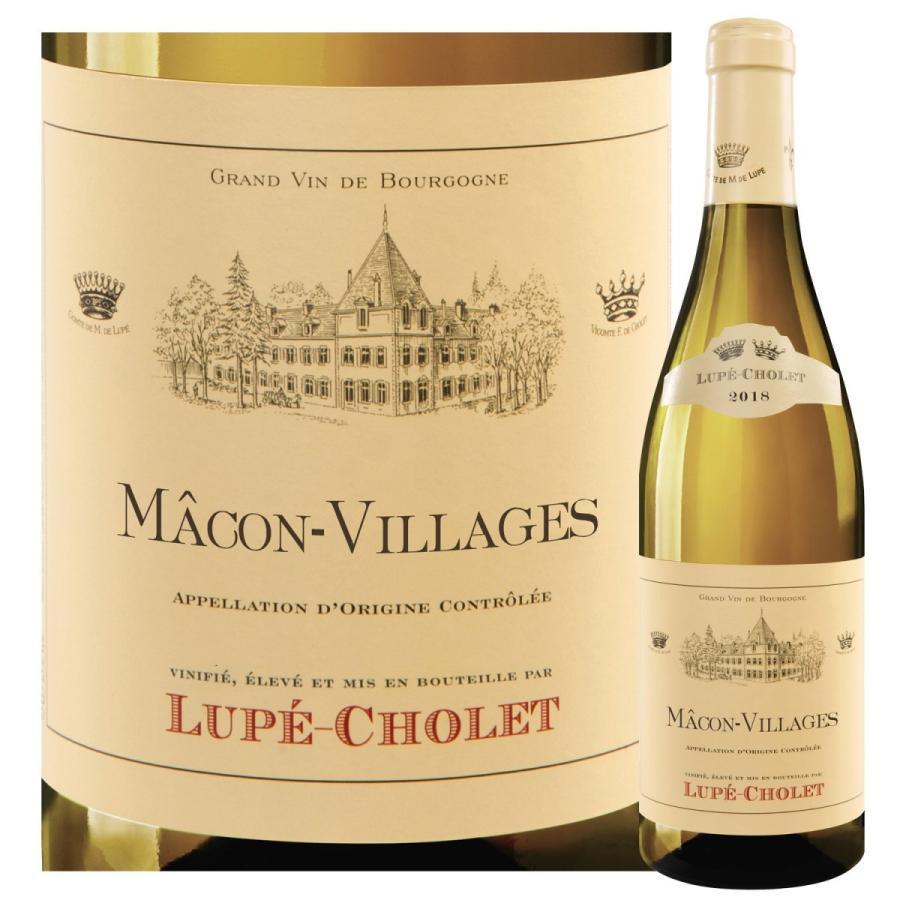 フランス ブルゴーニュ 白ワイン マコンヴィラージュ 2018年地方名クラス ルペ ショーレ社 homekitchenonline