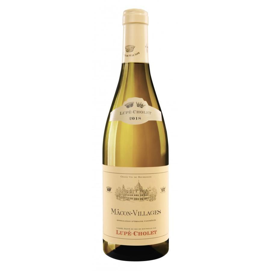 フランス ブルゴーニュ 白ワイン マコンヴィラージュ 2018年地方名クラス ルペ ショーレ社 homekitchenonline 02