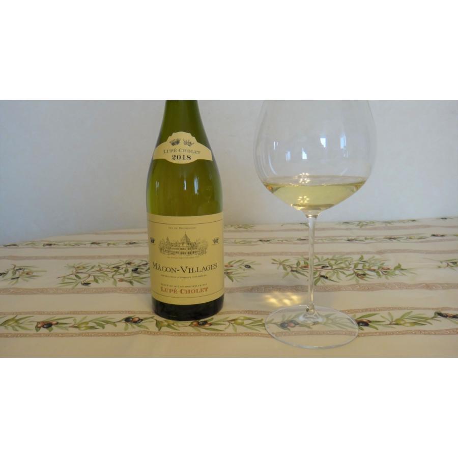 フランス ブルゴーニュ 白ワイン マコンヴィラージュ 2018年地方名クラス ルペ ショーレ社 homekitchenonline 03