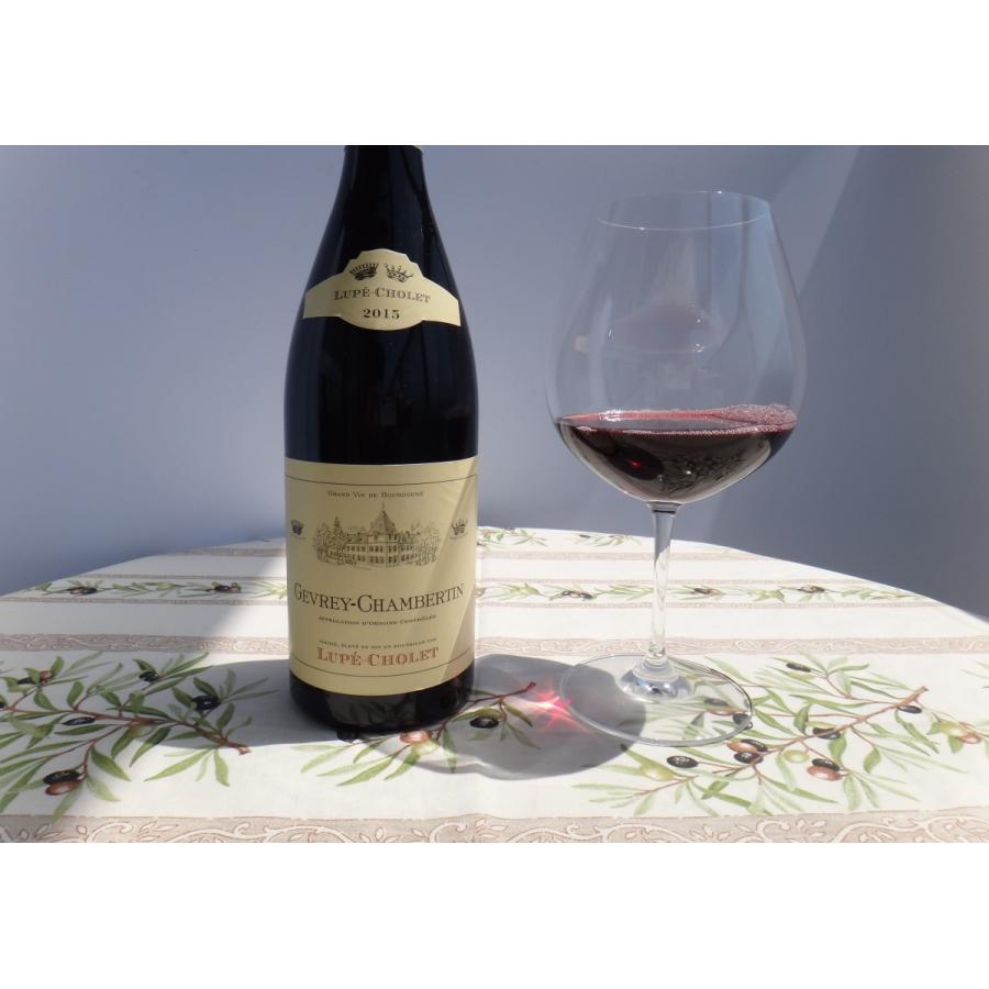 フランスワイン ブルゴーニュ 赤ワイン ジュヴレ シャンベルタン 2015年 コート ド ニュイ村名クラス ルペ ショーレ社 送料無料|homekitchenonline|02