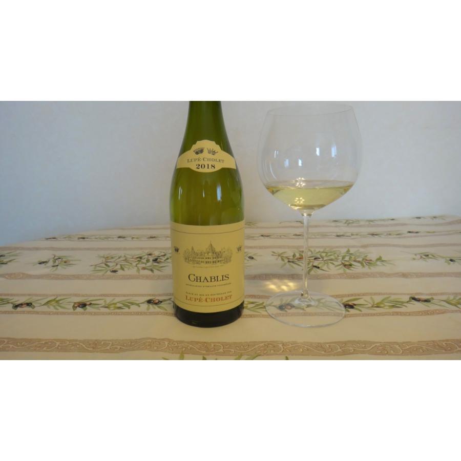 フランス ブルゴーニュ 白ワイン シャブリ 2018年村名クラス ルペ ショーレ社 homekitchenonline 02