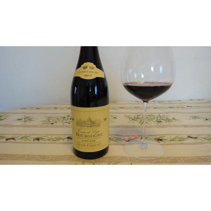 フランスワイン フランス ブルゴーニュ 赤ワイン ピノノワール 2018年地方名クラス ルペ ショーレ社|homekitchenonline|02