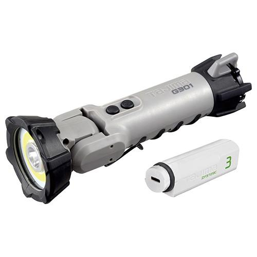 (代引不可)タジマ (代引不可)タジマ (代引不可)タジマ LE-G301-SP LEDワークライトG301S (メール便不可)(ラッピング不可) 2be