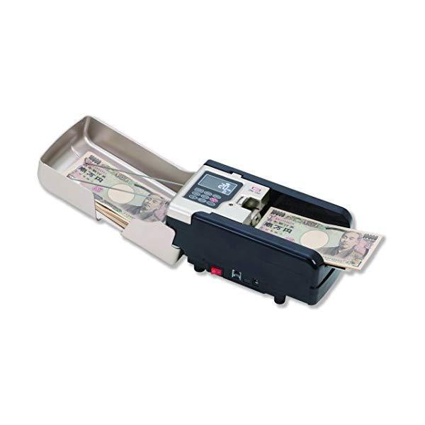(セット)(紙幣計数機)ダイト DN-150 ハンディノートカウンター +(アルカリ乾電池)単三×10本 (メール便不可)(ラッピング不可)
