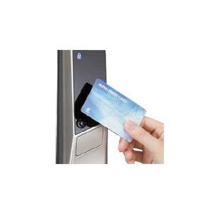 edロック PLUS ユーザーカードキー アルファ ALPHA 蔵 格安激安 メール便 ICカード機能搭載型玄関錠用 9YE10-01900《C-04-3》暗証番号 即日出荷
