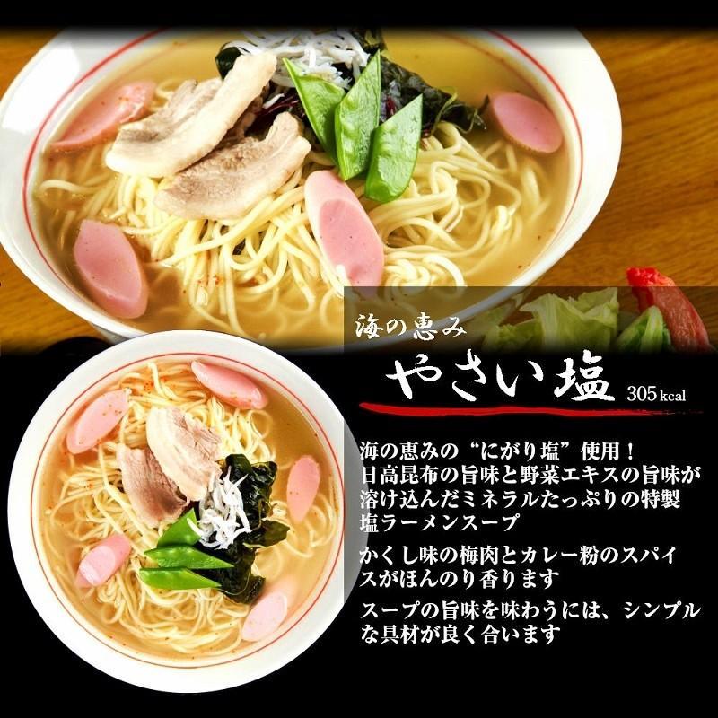 ラーメン ポイント消化 人気久留米ラーメン 500円 10種スープ 2人前セット ご当地 とんこつ 選べる 九州生麺 お取り寄せ お試しグルメギフト|honba-kyusyu|10