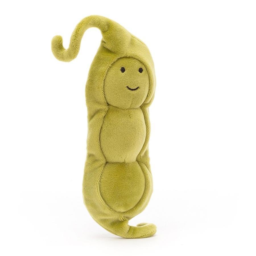 全品最安値に挑戦 Vivacious Vegetable Pea 全国どこでも送料無料 エンドウマメ jellycat ジェリーキャット ぬいぐるみ えんどう豆