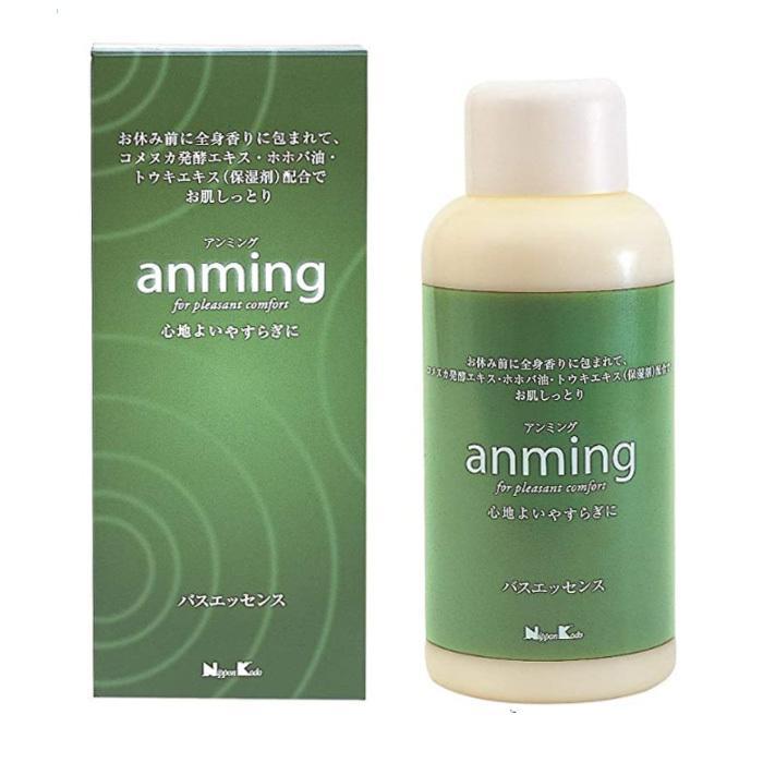 アンミング バスエッセンス ソフトフレッシュフローラルの香り