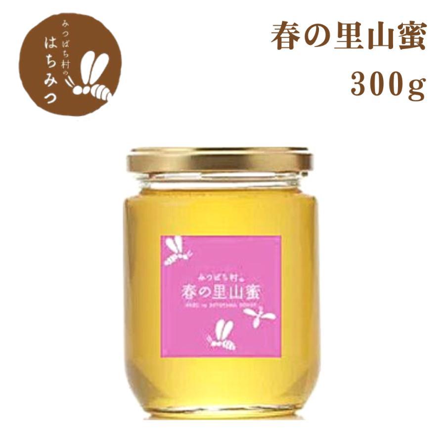 はちみつ 国産 純粋 春の里山蜜300g 2020年蜜 岐阜県産|honey-shop