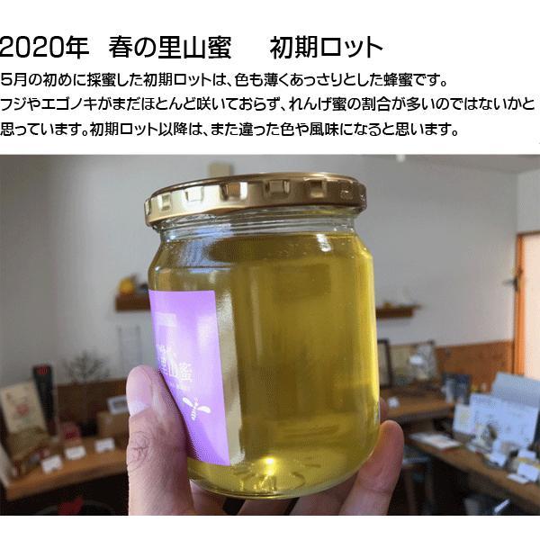 はちみつ 国産 純粋 春の里山蜜300g 2020年蜜 岐阜県産|honey-shop|04