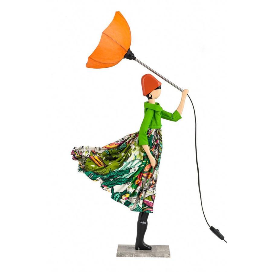 スキッソ Skitso リトルガールランプ Daniela テーブルランプ フロアスタンドライト LED対応 間接照明 リビング 寝室