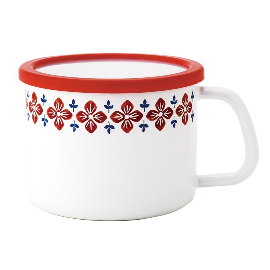 ホーロー 琺瑯 ほうろう 富士ホーロー ハニーウェア キッチン雑貨 Cukka Series クッカシリーズ 14cm ストックポット 安心のメーカー直販|honeyware