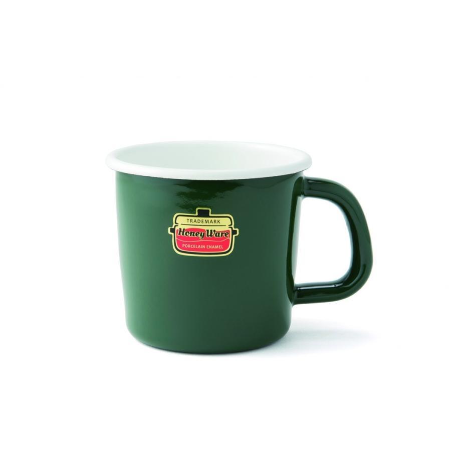ホーロー マグカップ 保温性抜群 富士ホーロー ハニーウェア キッチン雑貨 Solid ソリッド アウトドア 8cmマグ 安心のメーカー直販|honeyware|02