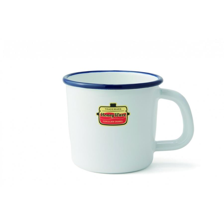 ホーロー マグカップ 保温性抜群 富士ホーロー ハニーウェア キッチン雑貨 Solid ソリッド アウトドア 8cmマグ 安心のメーカー直販|honeyware|03