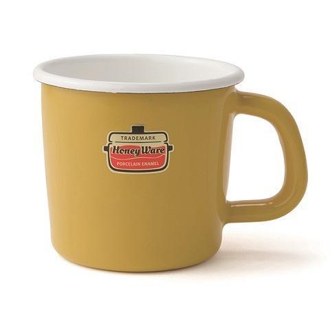 ホーロー マグカップ 保温性抜群 富士ホーロー ハニーウェア キッチン雑貨 Solid ソリッド アウトドア 8cmマグ 安心のメーカー直販|honeyware|04