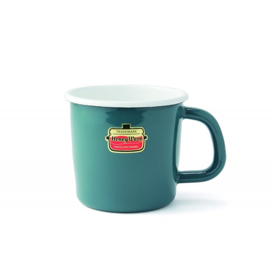 ホーロー マグカップ 保温性抜群 富士ホーロー ハニーウェア キッチン雑貨 Solid ソリッド アウトドア 8cmマグ 安心のメーカー直販|honeyware|05