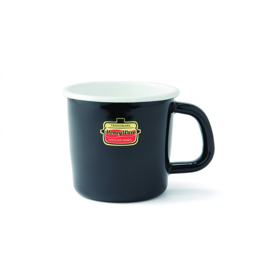 ホーロー マグカップ 保温性抜群 富士ホーロー ハニーウェア キッチン雑貨 Solid ソリッド アウトドア 8cmマグ 安心のメーカー直販|honeyware|06