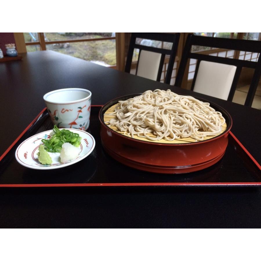 創業300余年老舗の味 喜八・近江茶縁セット honke-tsurukisoba 05