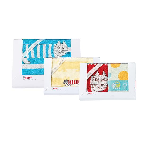 リサ・ラーソン タオルセット(ポップシリーズ/LL-0450)|honpo-online