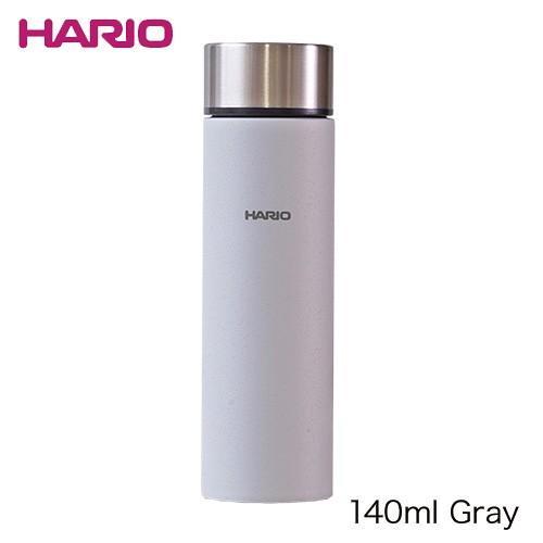 ハリオ HARIO|スティックボトル140(140ml/グレー) (SSB-140-GR)|ミニボトル 水筒 ミニ ポケット コンパクト|honpo-online|02