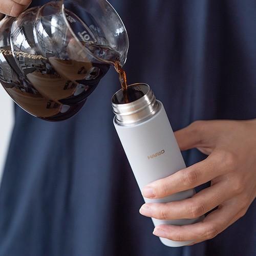 ハリオ HARIO|スティックボトル140(140ml/グレー) (SSB-140-GR)|ミニボトル 水筒 ミニ ポケット コンパクト|honpo-online|07